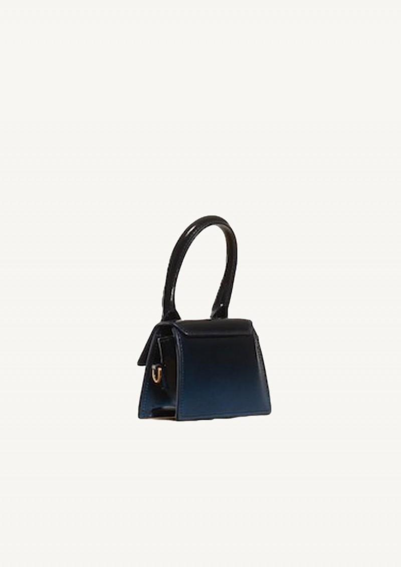 Le Chiquito Shaded blue bag
