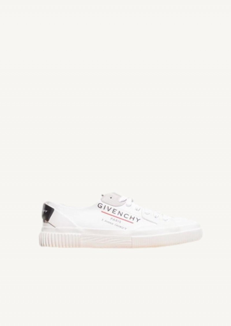 Tennis Light blanches