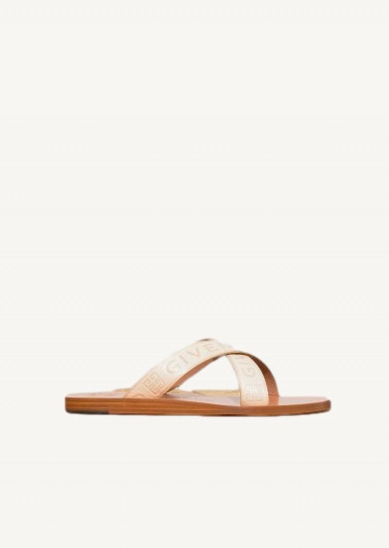 Sandales Strap 2 desert