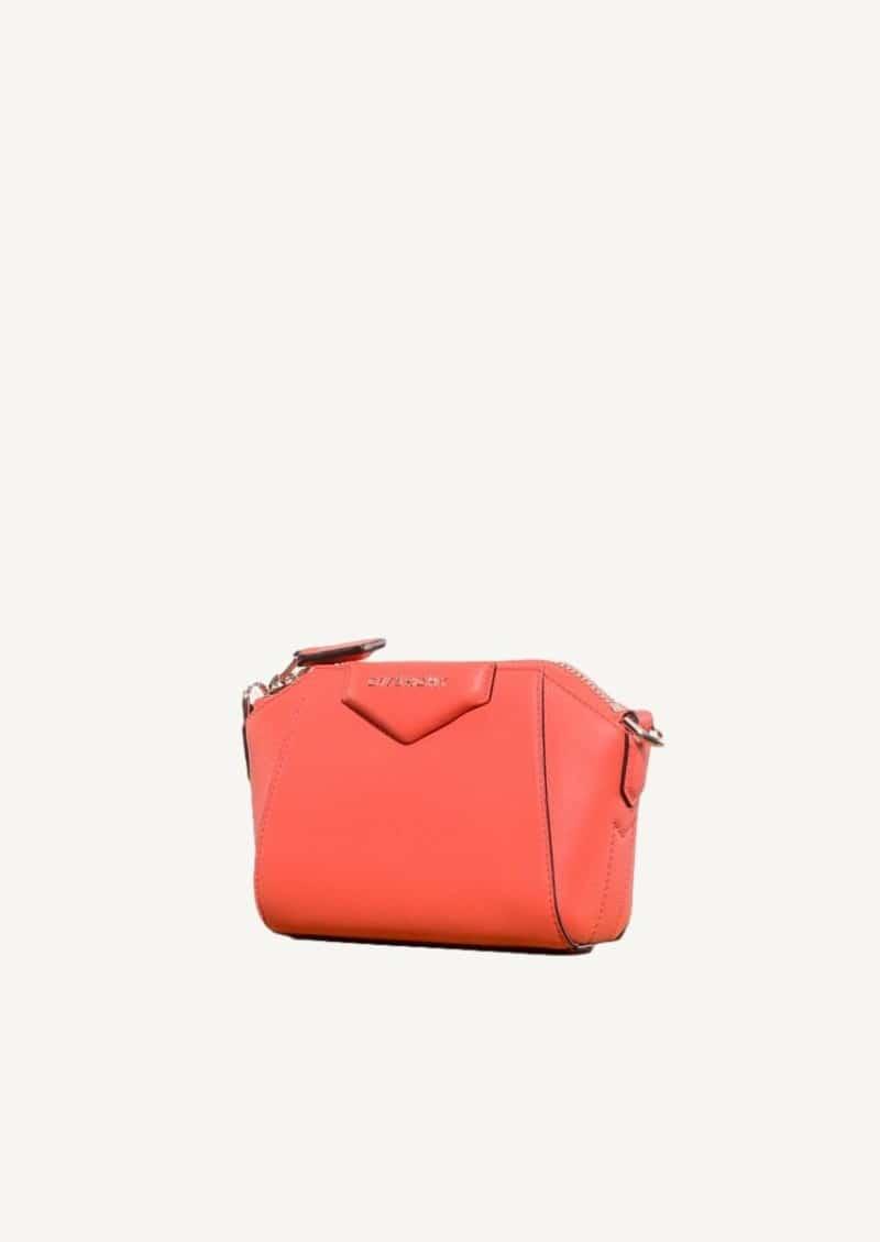 Coral nano Antigona bag
