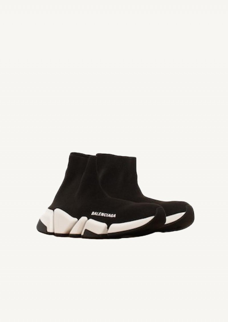 Sneakers Speed Trainer 2.0 noire et blanche