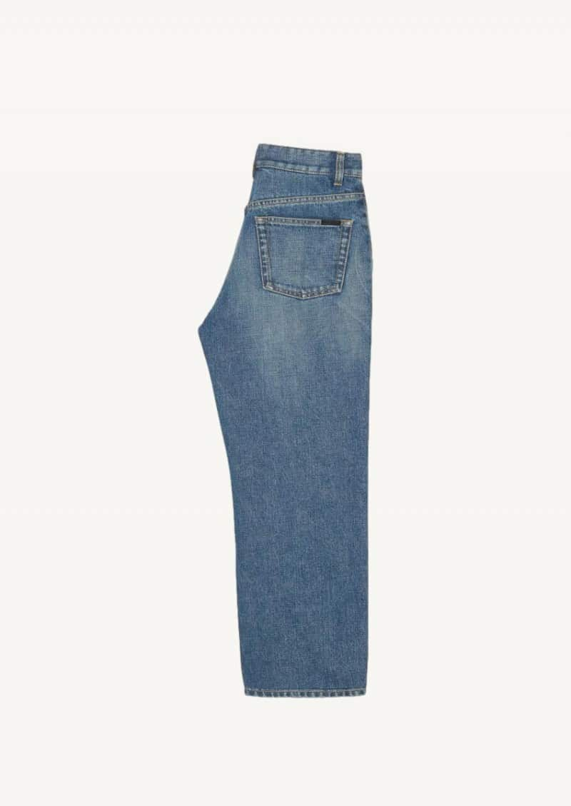 Fall Blue 70's trousers