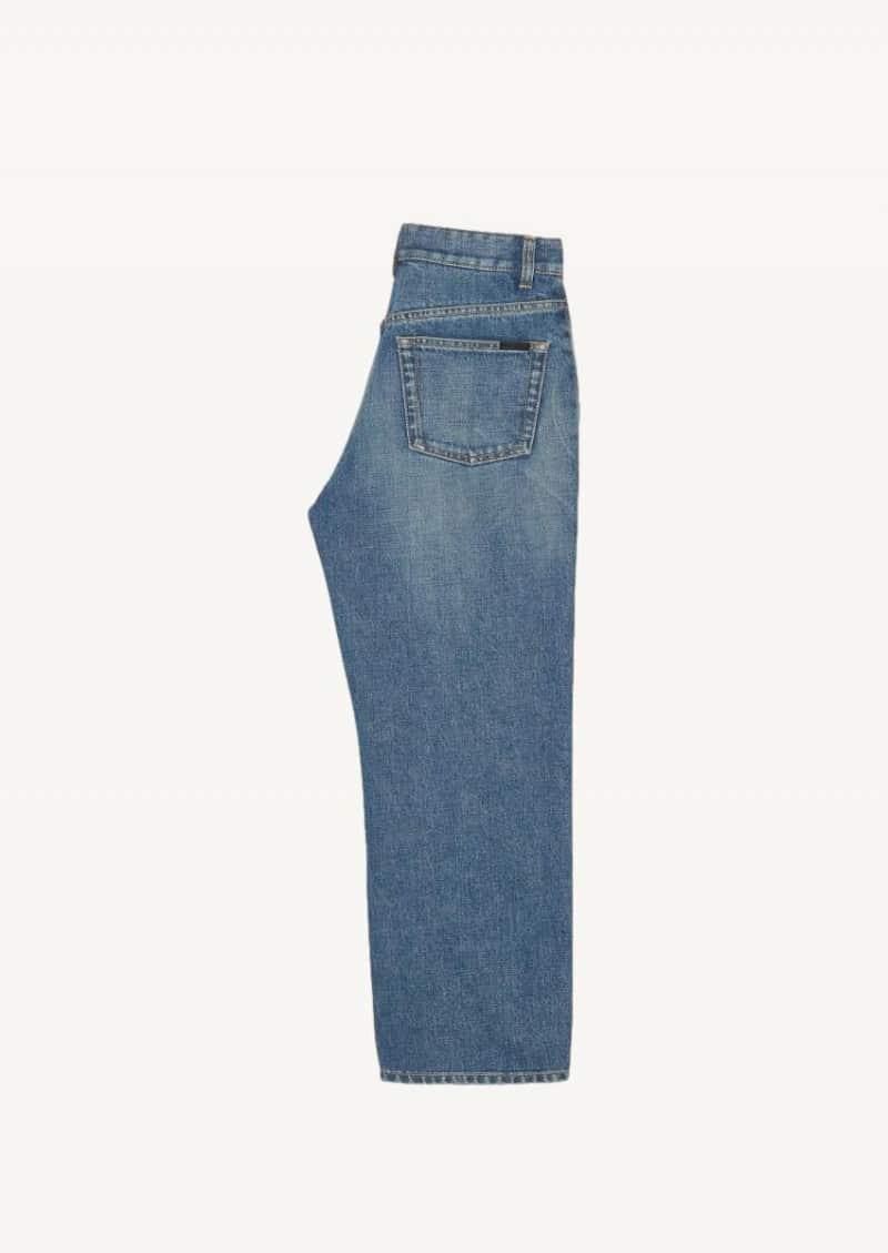 Pantalon 70's Fall Blue