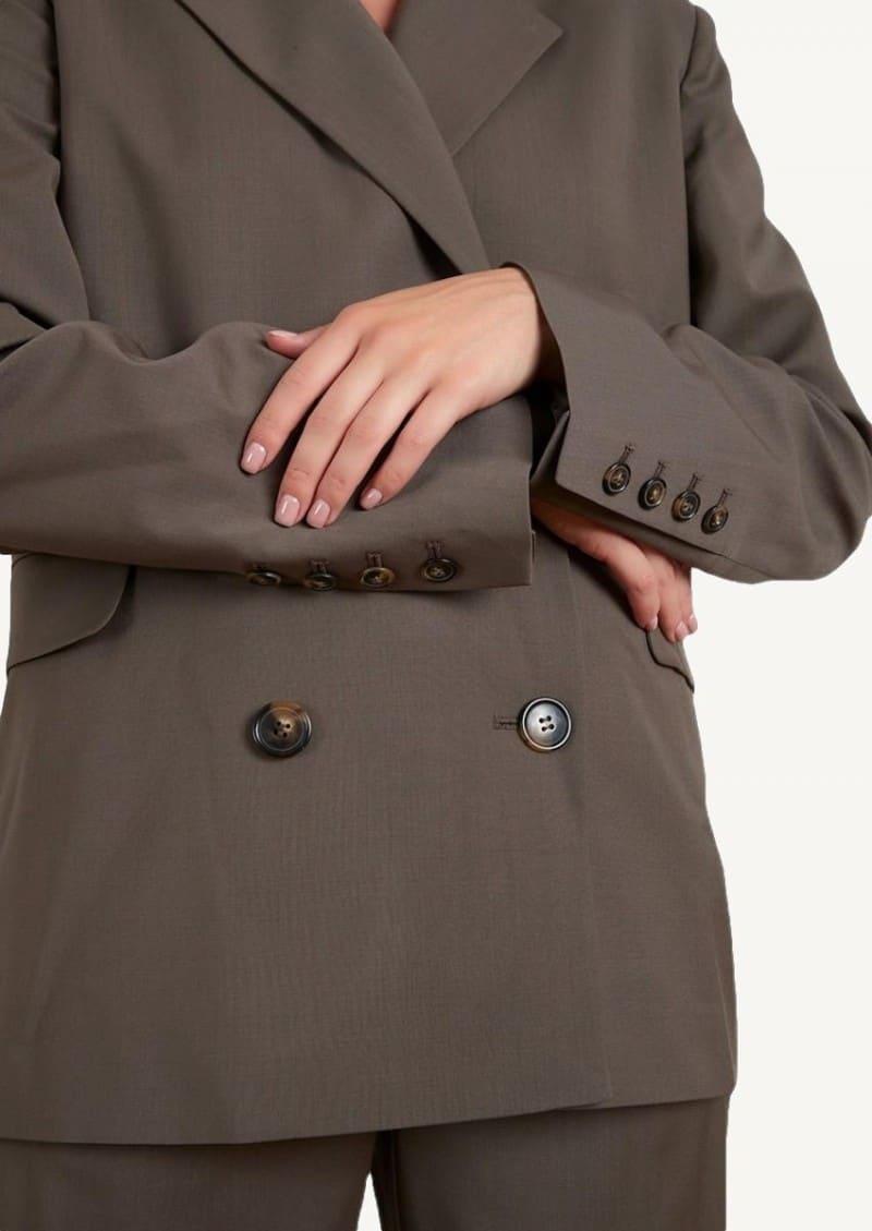 Grey Tatakoto blazer