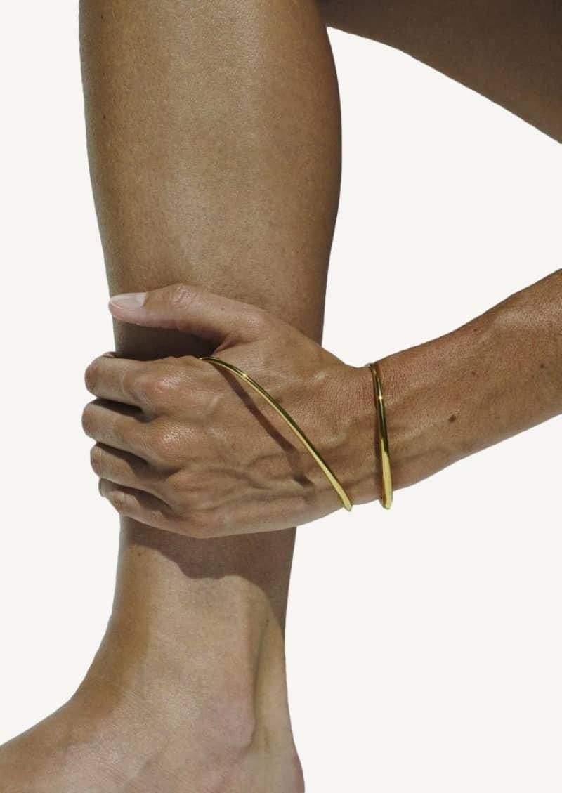 Bracelet IVY vermeil