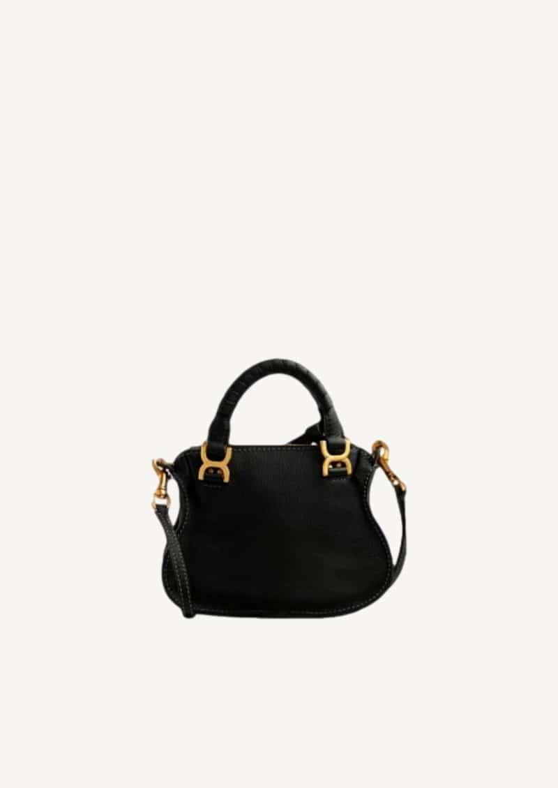 Black Mini Marcie bag