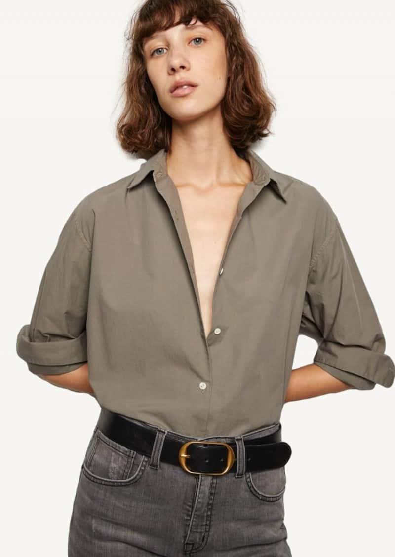 Cement Yorke shirt