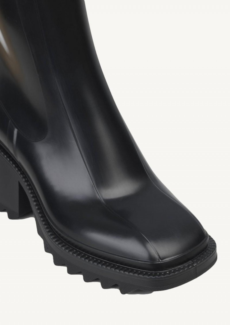 Black Betty ankle boots