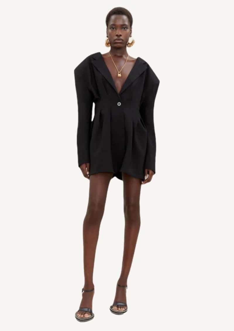La veste Camargue noire