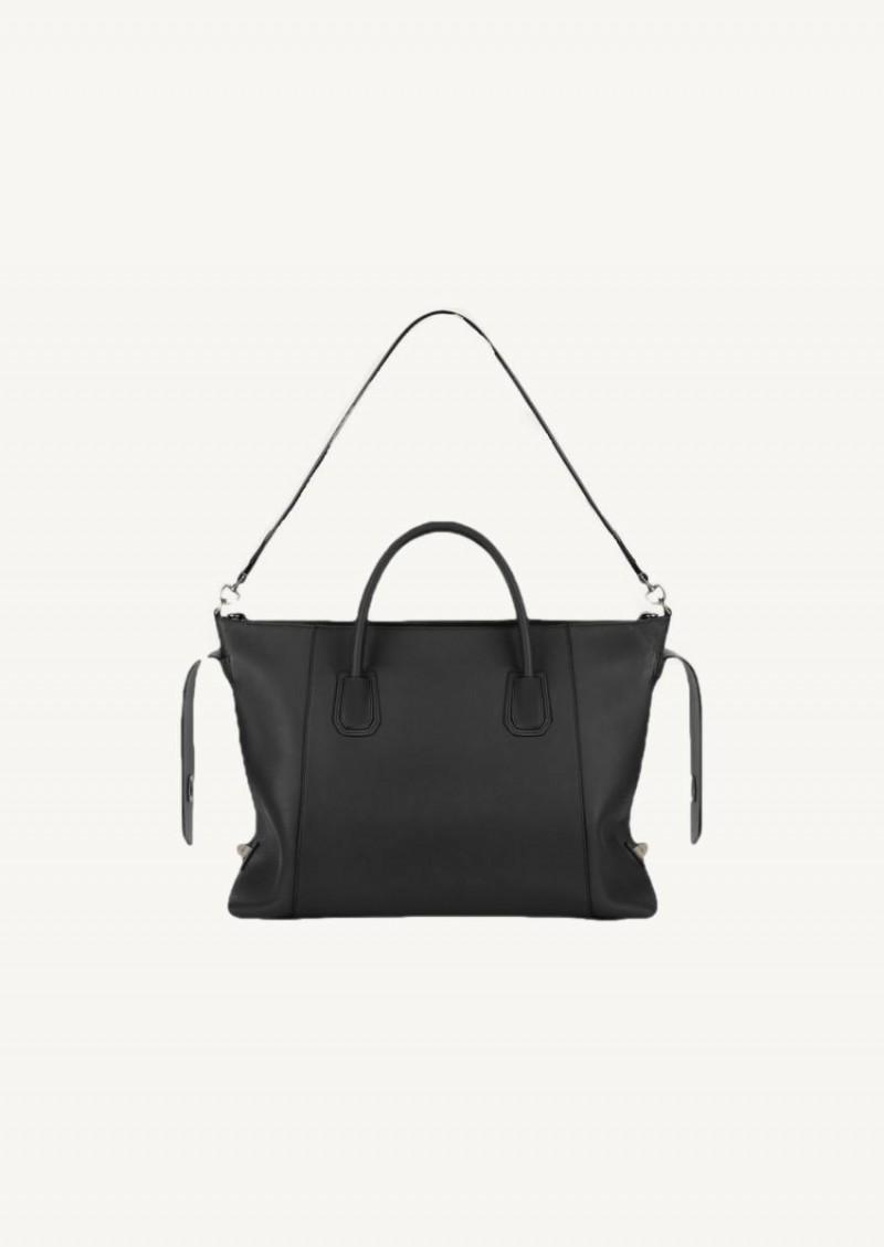 Black soft medium Antigona bag
