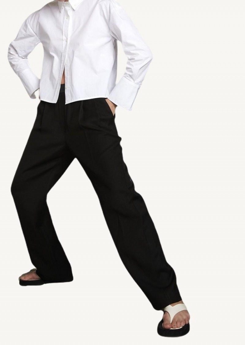 White Pulau cotton shirt