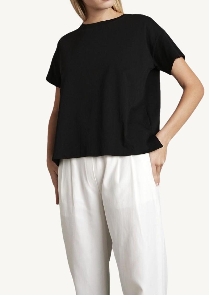 T-shirt Basiluzzo noir