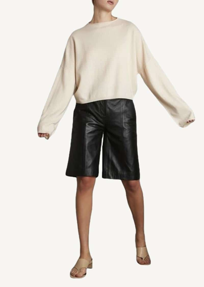 Vanilla Fakarava cashmere sweater