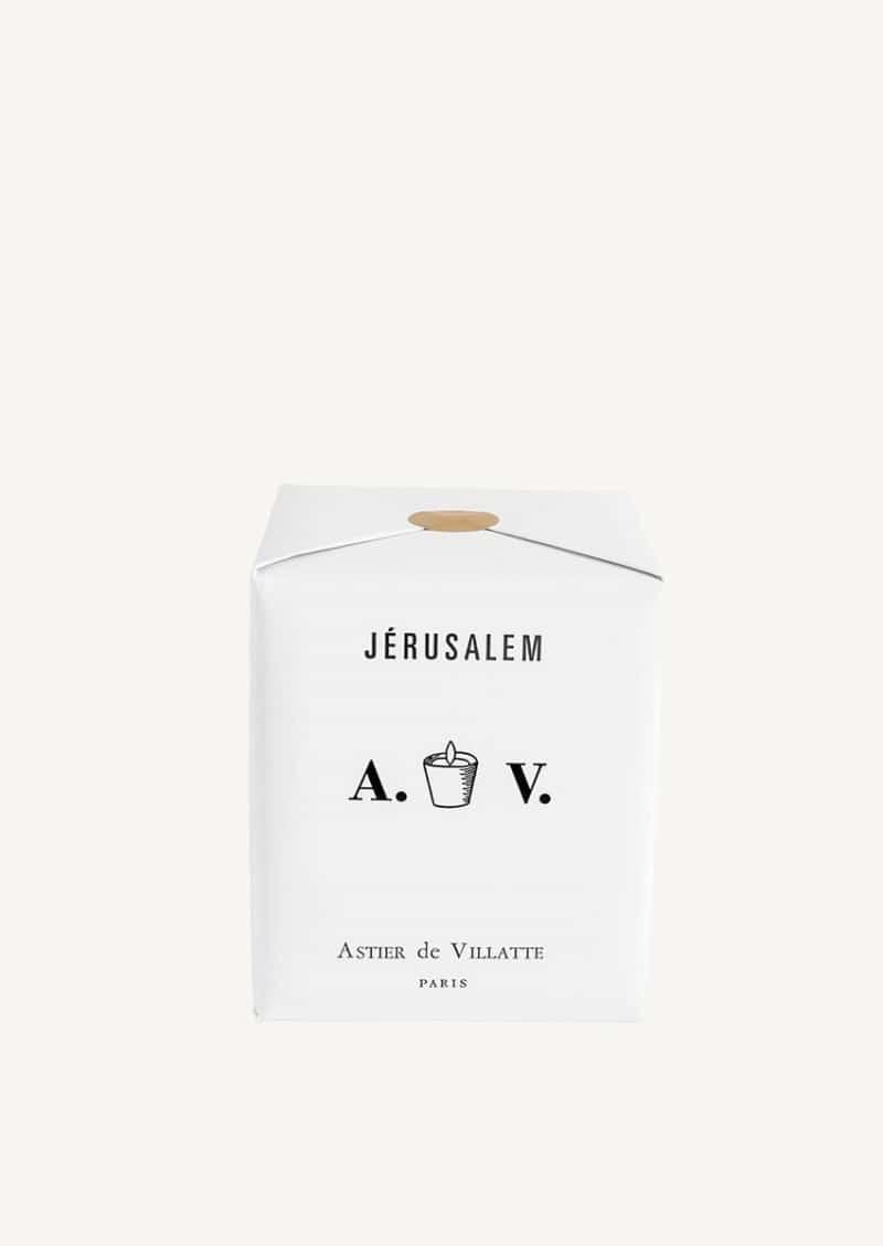 Bougie Jerusalem