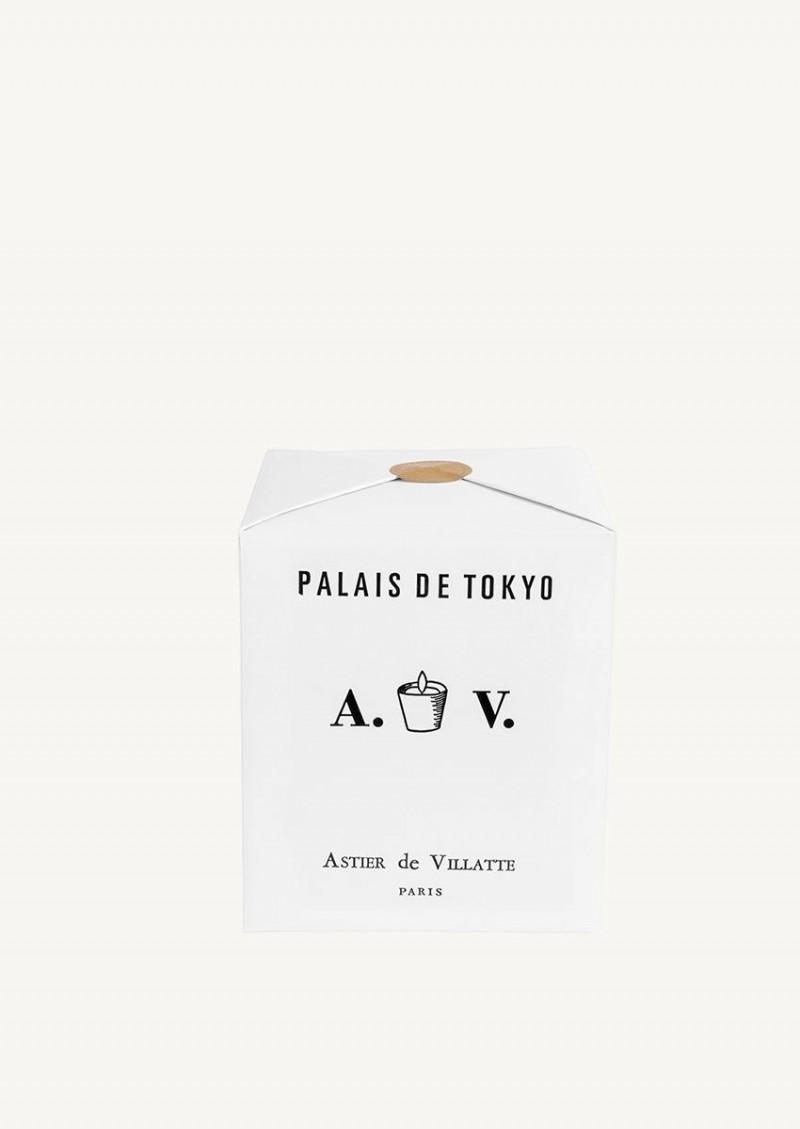 Bougie parfumée Palais de Tokyo en verre