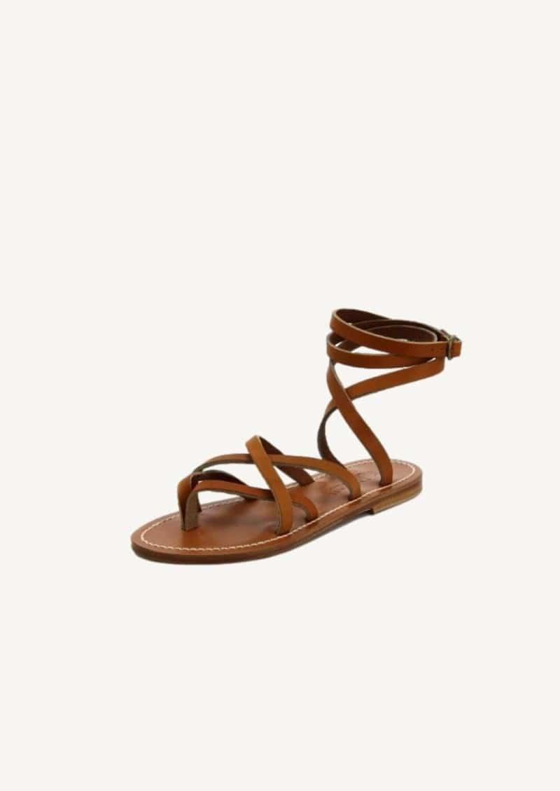 Pul natural Zenobie sandals