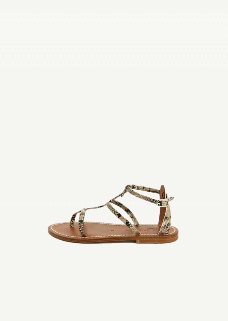 Sandales Antioche kampal duna