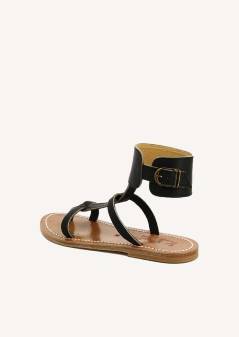 Pul black Caravelle sandals