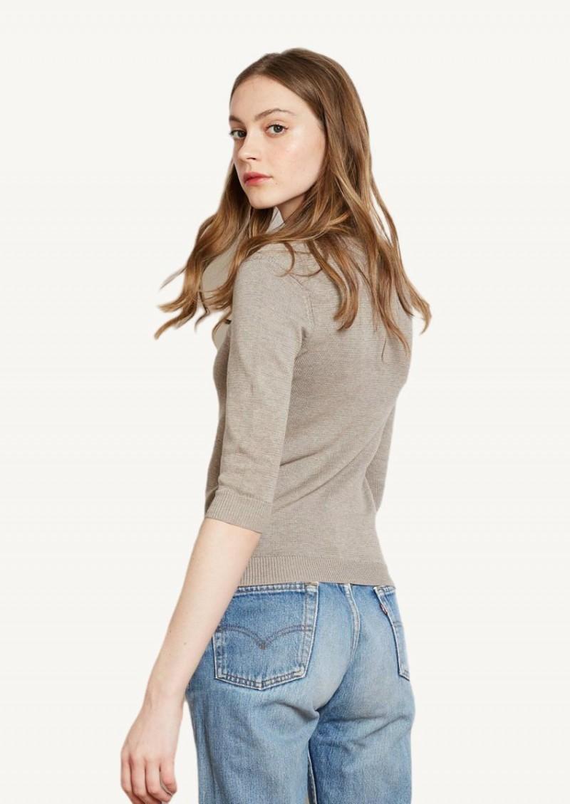 Grege Kawai organic cotton sweater
