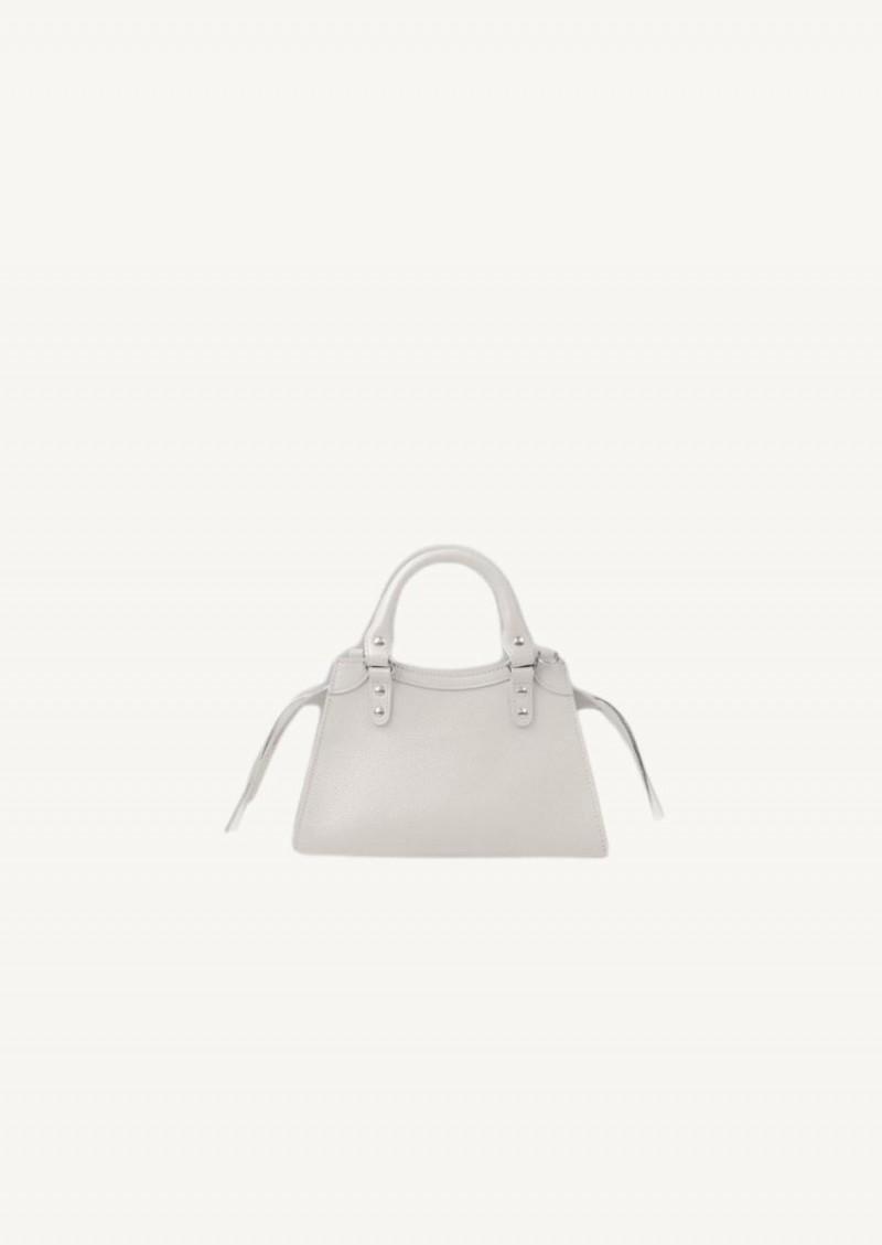 Light grey mini Neo Classic City bag