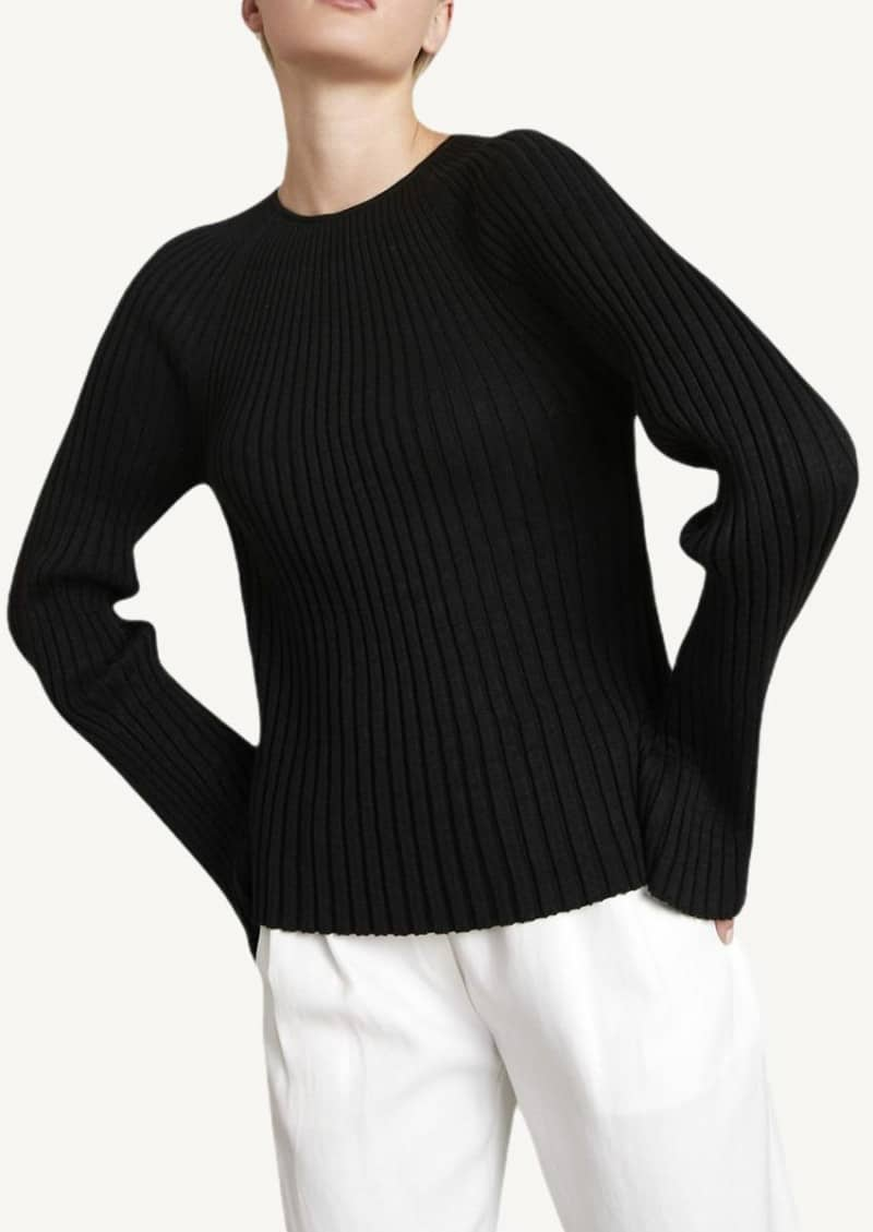 Black Hairan sweater