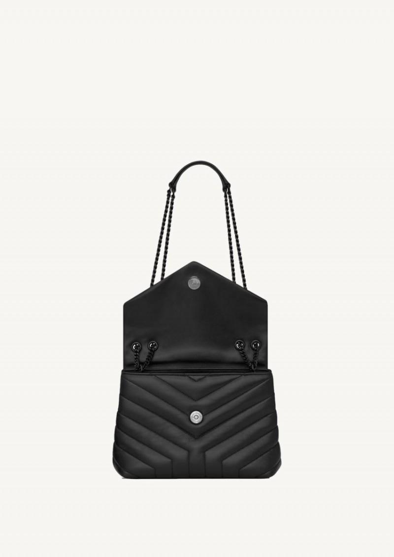 Loulou modèle small noir et finition noire