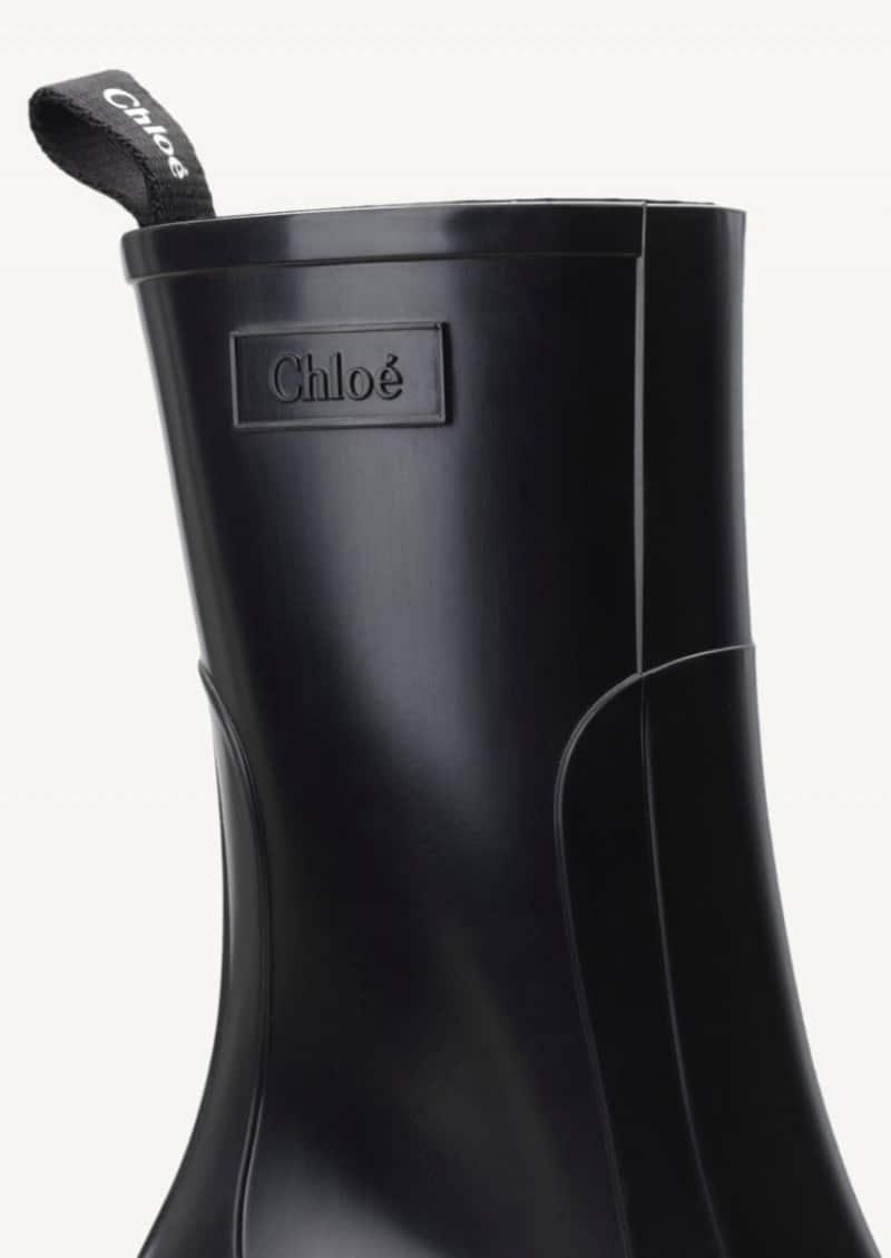 Black Betty rain boots