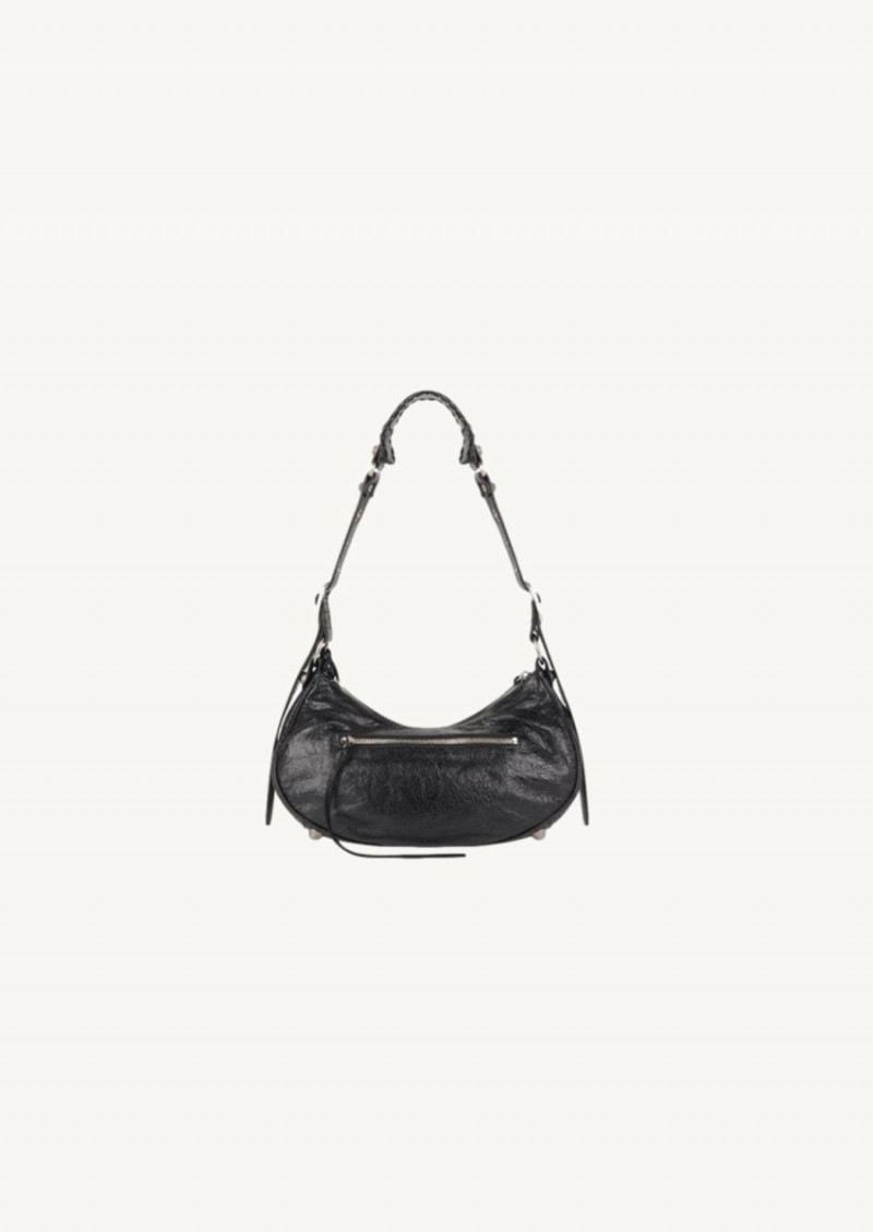 Black Le Cagole small bag