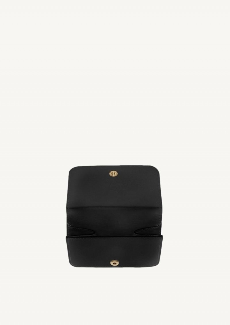 Portefeuille Cash mini modèle noir
