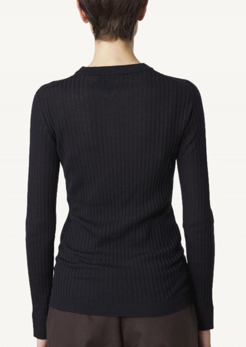 Navy Nico sweater
