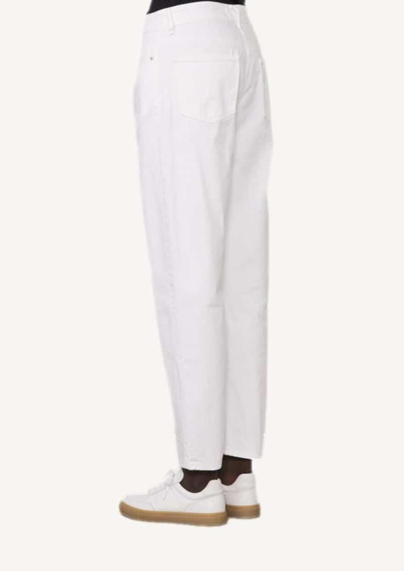 White Dana jean