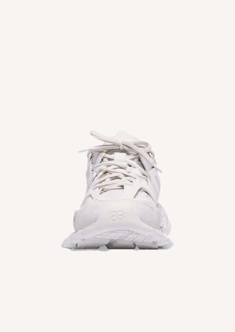 White Track sneaker
