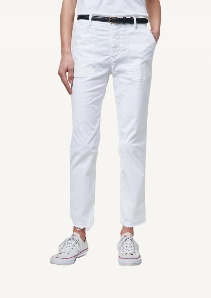 Pantalon Jenna blanc hiver