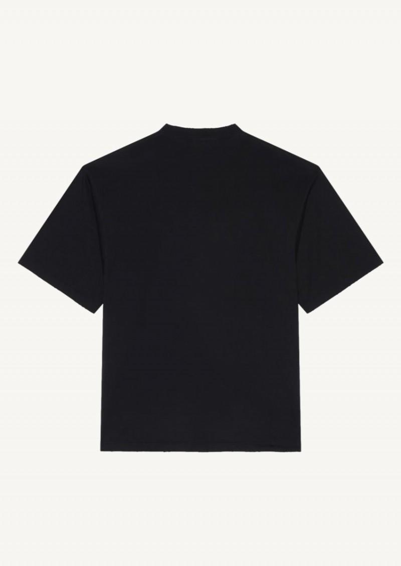 T-shirt Wide fit Free noir