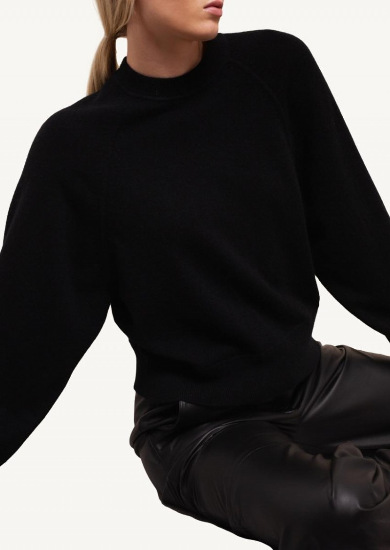 Black Pemba sweater