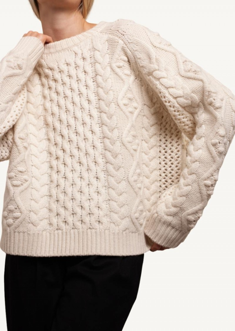 Secas Ivory sweater