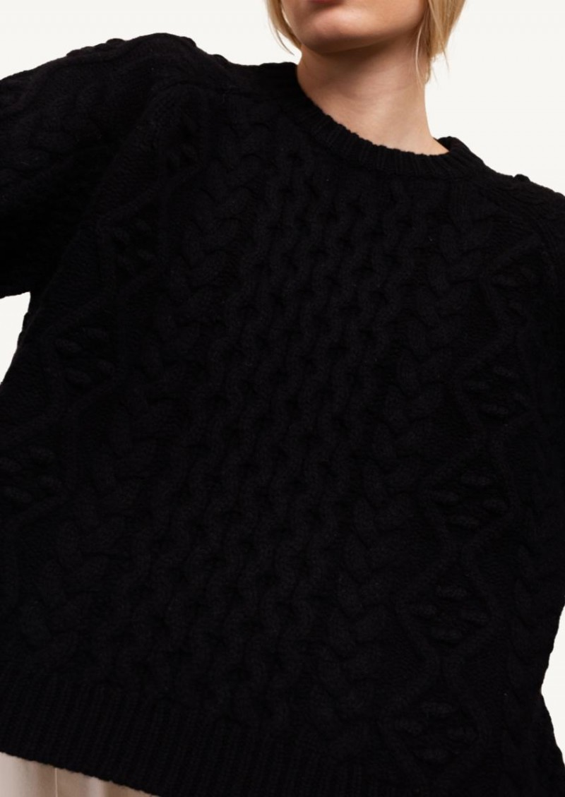 Secas Black sweater