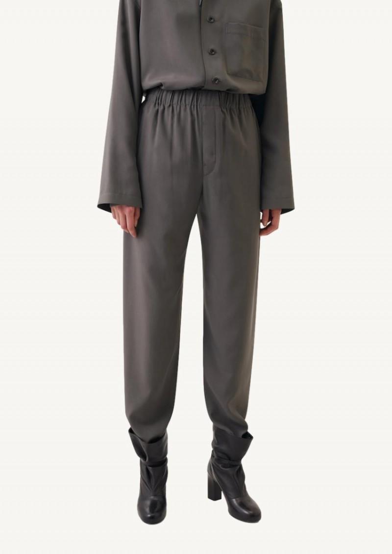 Pantalon pyjama gris