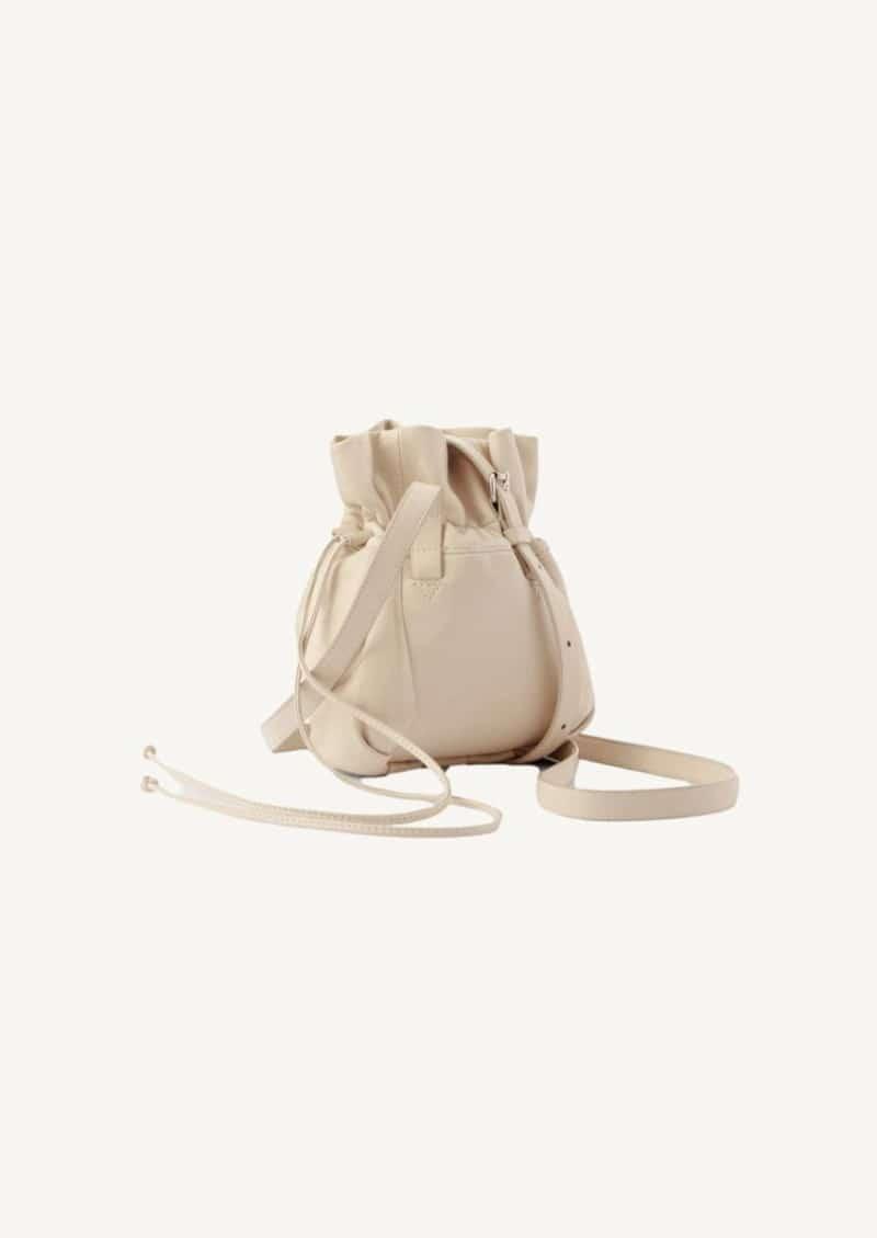 Eggshell Glove purse