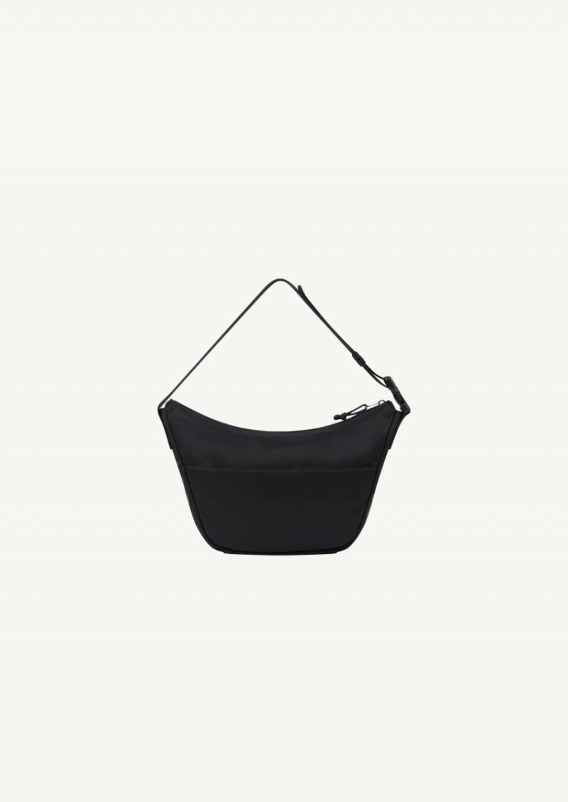 Black Wheel small sling bag