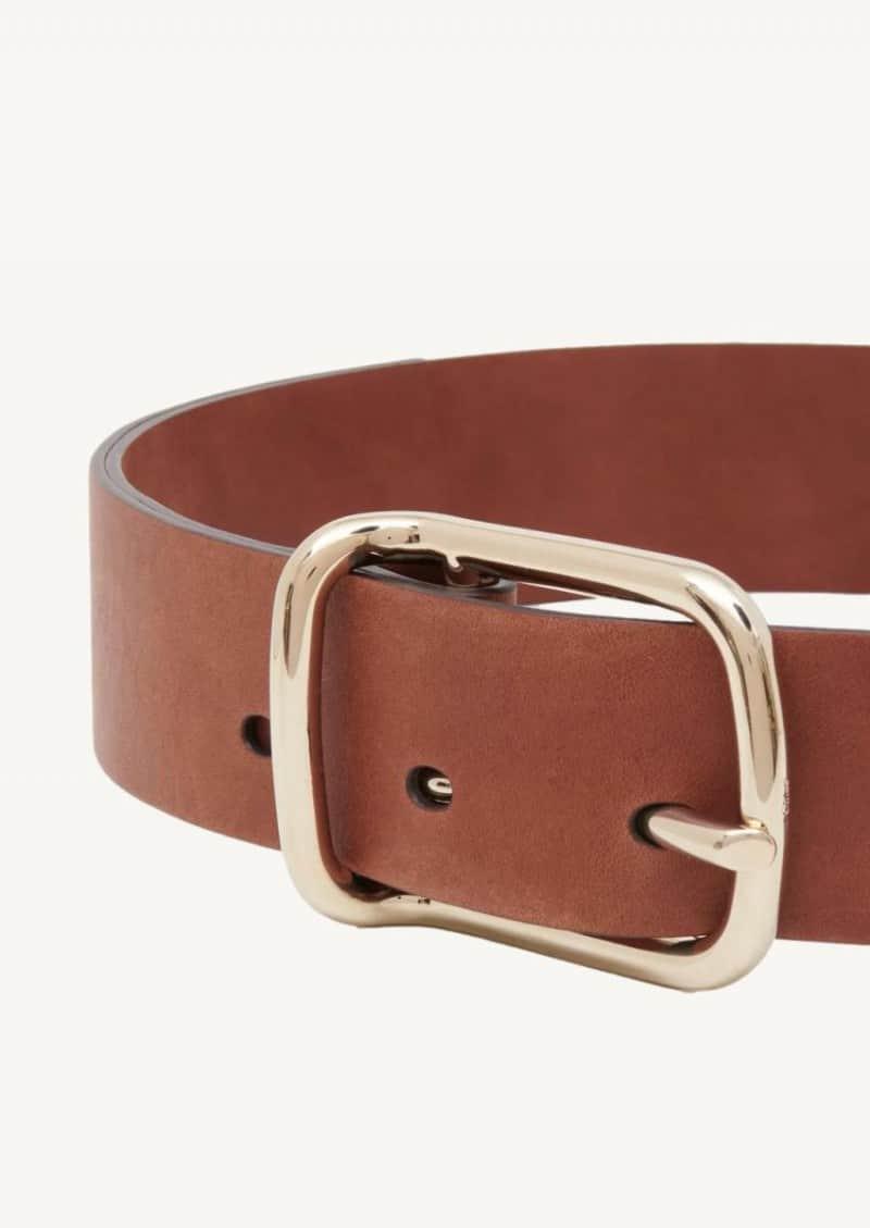 Suntan brown Joe belt