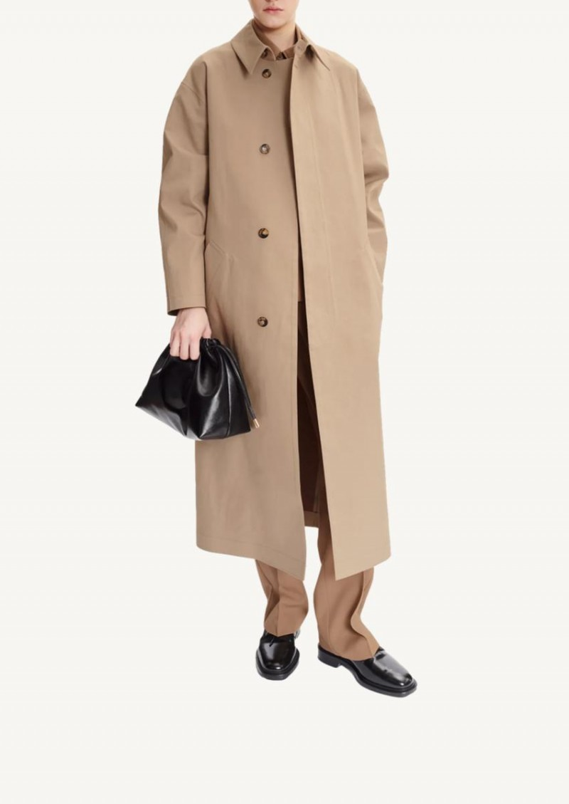 Taupe trench Balt