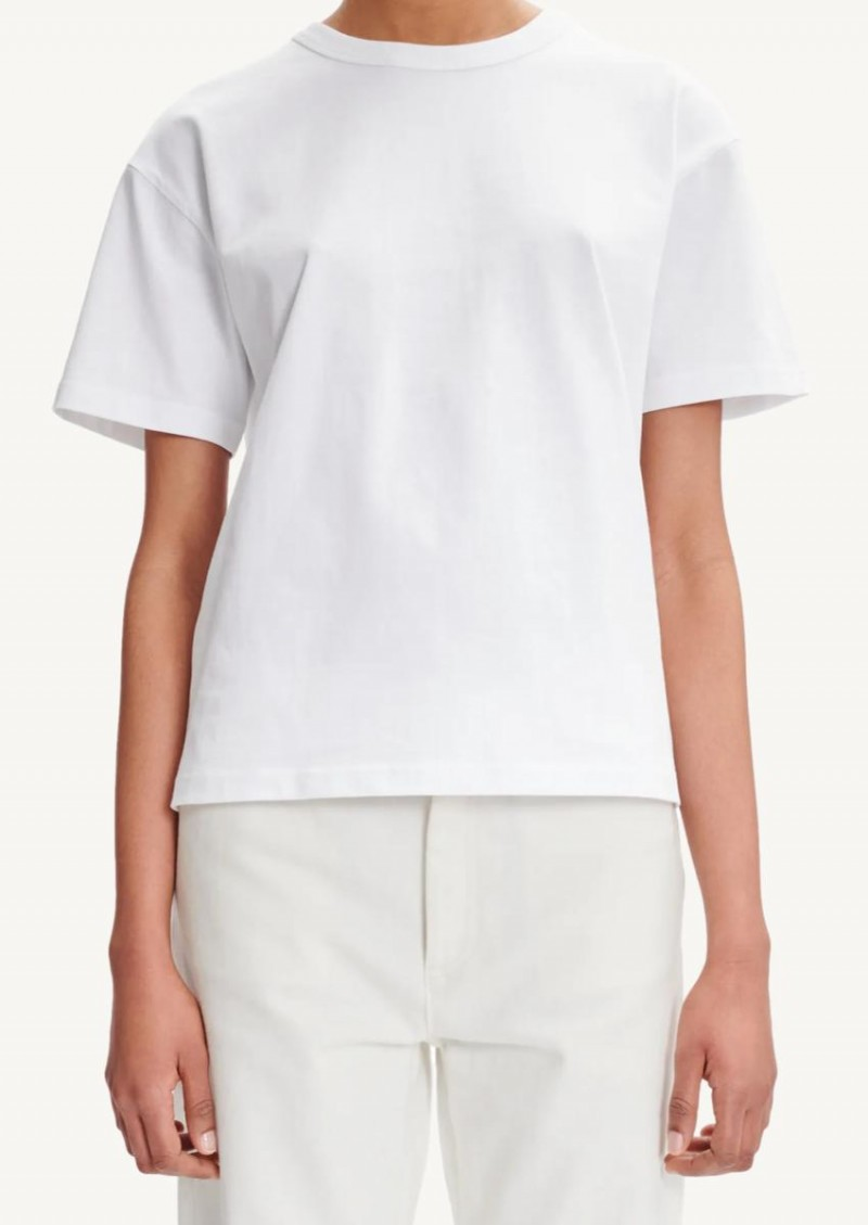 T-Shirt Alma blanc