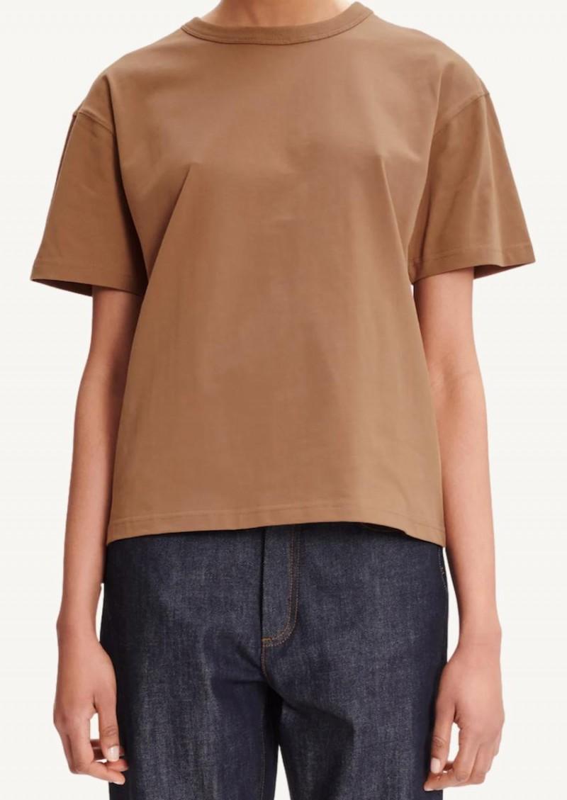 T-Shirt Alma marron