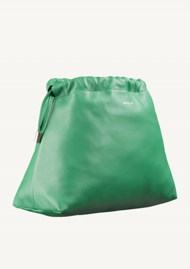 Green Suzanne bag