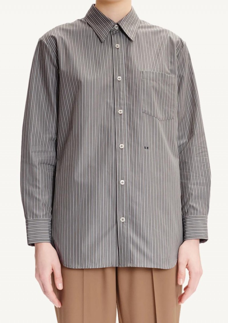 Taupe Susi shirt