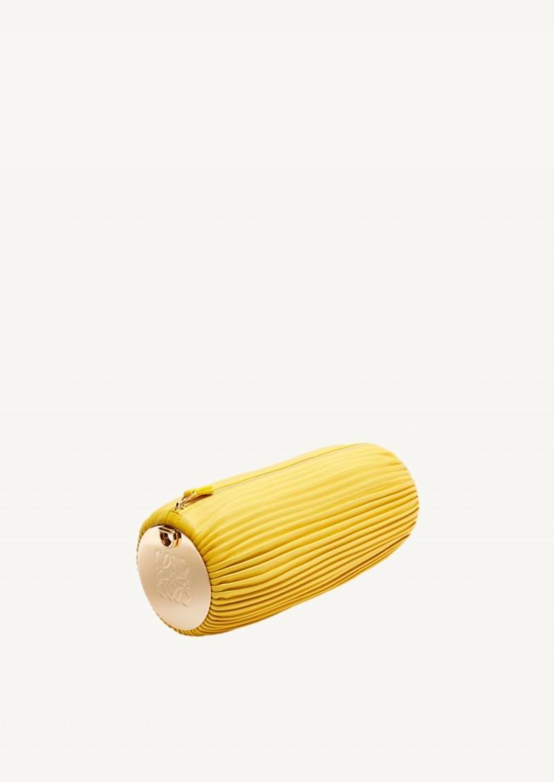 Sac bracelet convertible jaune