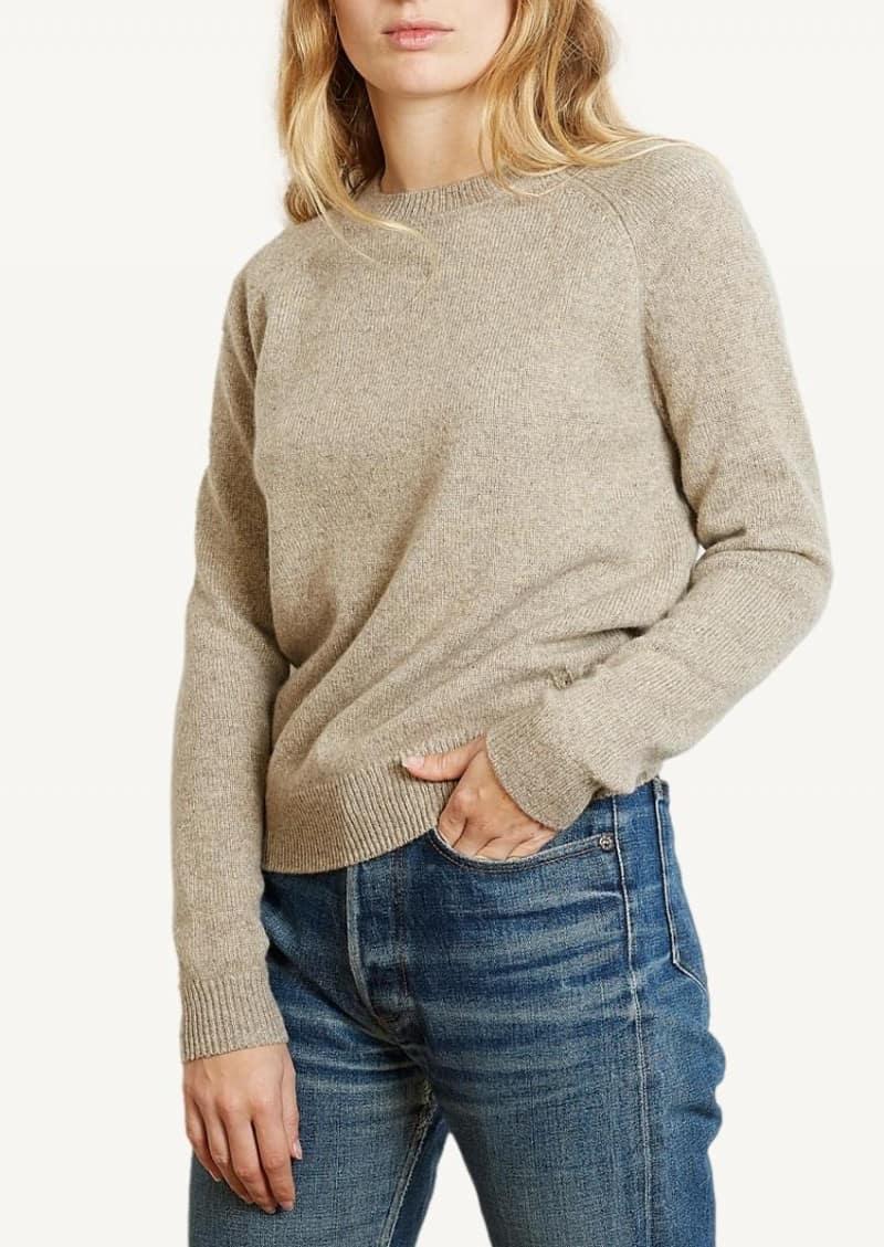 Beige Mila sweater