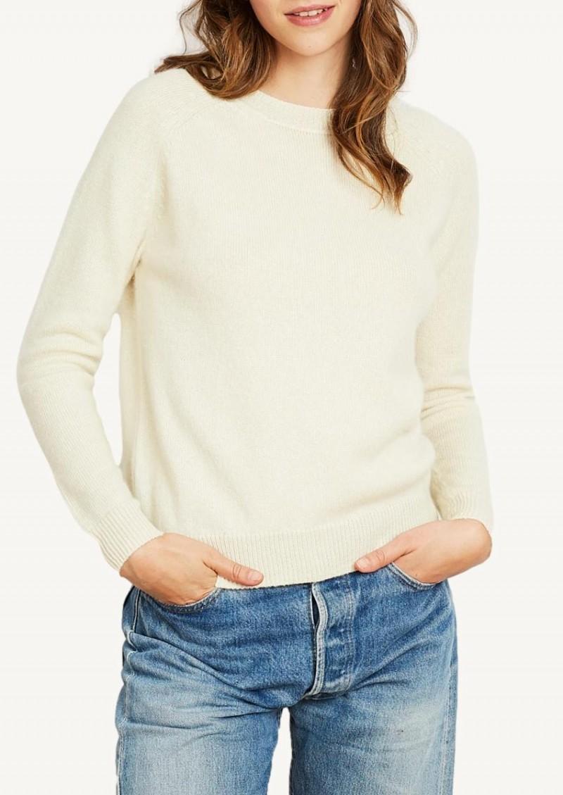 Cream Mila sweater