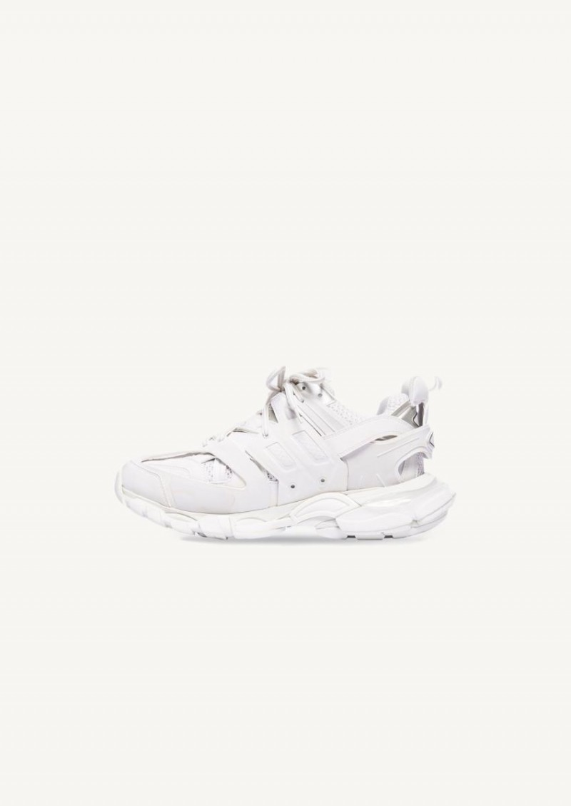 Les Sneakers Track blanches